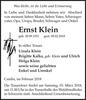 Ernst Klein