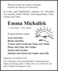 Emma Michallek