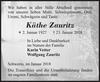 Käthe Zauritz