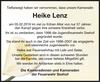 Heike Lenz