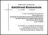 Gottfried Bielenstein