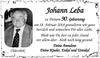 Johann Leba