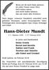 Hans-Dieter Mundt