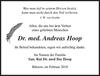 Dr. med. Andreas Hoop