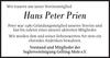 Hans Peter Prien