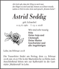 Astrid Seddig