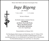 Inge Bigeng