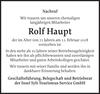 Rolf Haupt