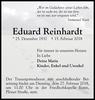 Eduard Reinhardt