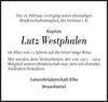 Lutz Westphalen
