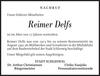 Reimer Delfs