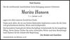 Marita Hansen