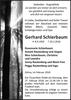 Gerhard Schierbaum