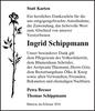 Ingrid Schippmann