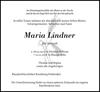 Maria Lindner