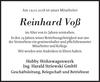 Reinhard Voß