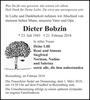 Dieter Bobzin