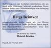 Helga Beintken