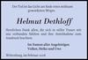 Helmut Dethloff