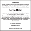 Gerda Bohn