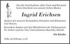 Ingrid Erichsen