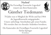 Günther Tiedemann