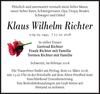 Klaus Wilhelm Richter