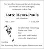 Lotte Hems-Pauls