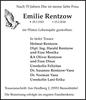 Emilie Rentzow