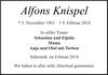 Alfons Knispel