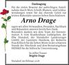 Arno Drage