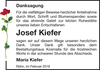 Josef Kiefer