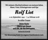 Rolf List