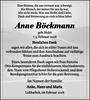 Anne Böckmann