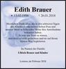 Edith Brauer