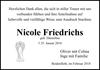 Nicole Friedrichs