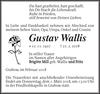 Gustav Wallis
