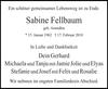 Sabine Fellbaum