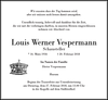 Louis Werner Vespermann
