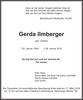 Gerda Ilmberger