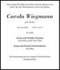 Carola Wiegmann