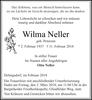 Wilma Neller