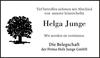 Helga Junge