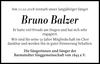 Bruno Balzer