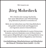Jörg Mohrdieck