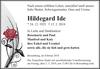 Hildegard Ide