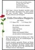 Edda Dorothea Huppertz