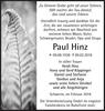 Paul Hinz