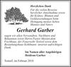 Gerhard Garber