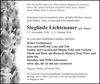 Sieglinde Lichtenauer